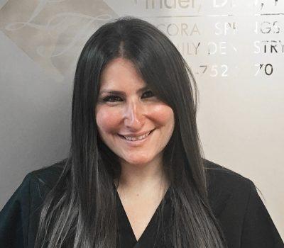 Ashley Liebman Team Lead Hygienist
