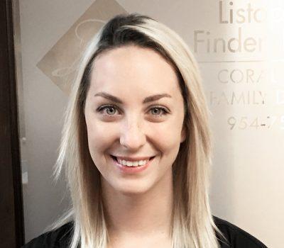 Katie Austin Treatment Coordinator